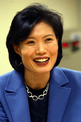 강혜련(姜惠蓮) 교수님 사진