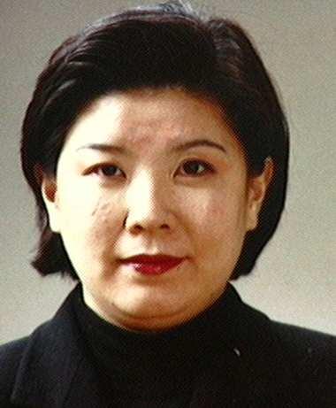 강애란(姜愛蘭) 교수님 사진