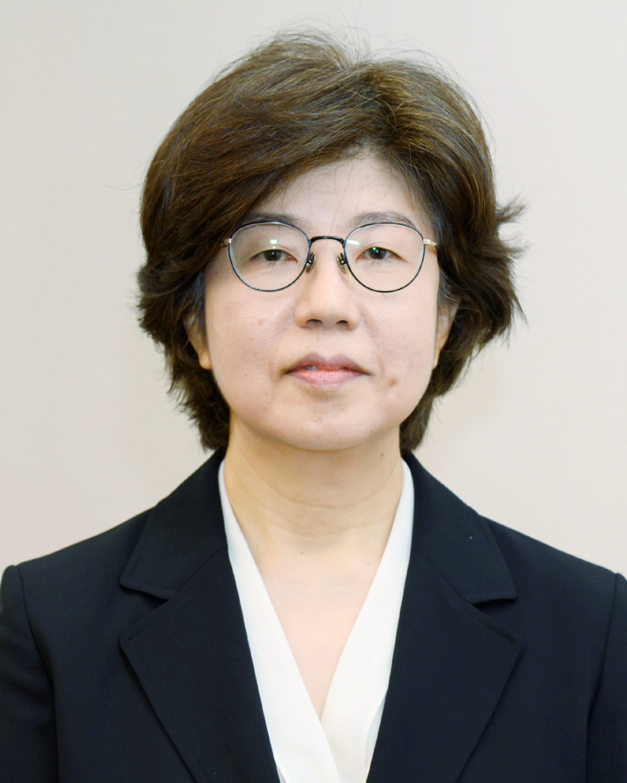 김안나(金安拏) 교수님 사진