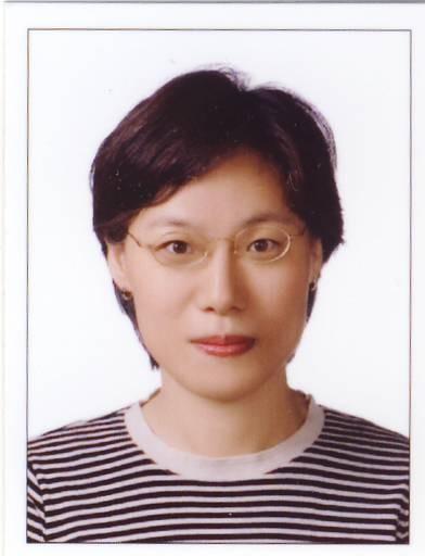 정은경(鄭銀卿) 교수님 사진