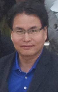 윤정구(尹正九) 교수님 사진