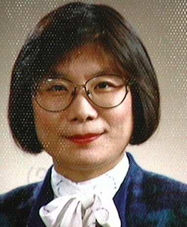 김미혜(金美惠) 교수님 사진