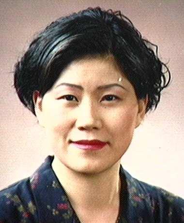 김혜순(金惠順) 교수님 사진