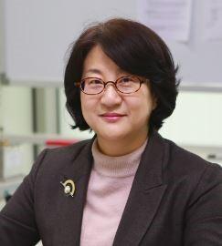 이해영(李海瑛) 교수님 사진