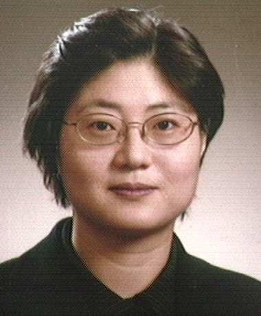 석인선(石仁仙) 교수님 사진