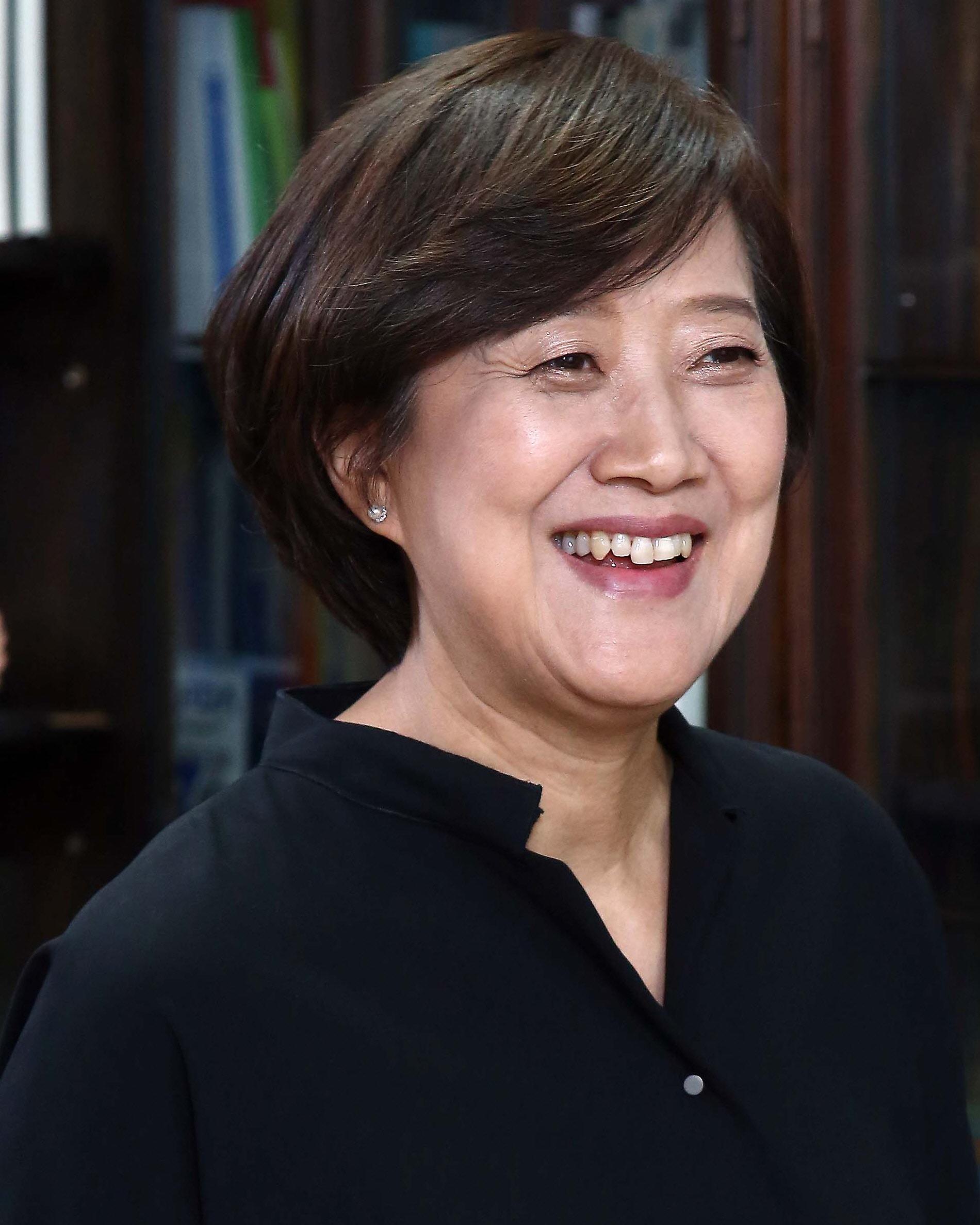 권오란(權五蘭) 교수님 사진
