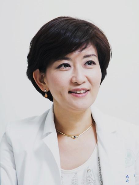 이향운(李香雲) 교수님 사진