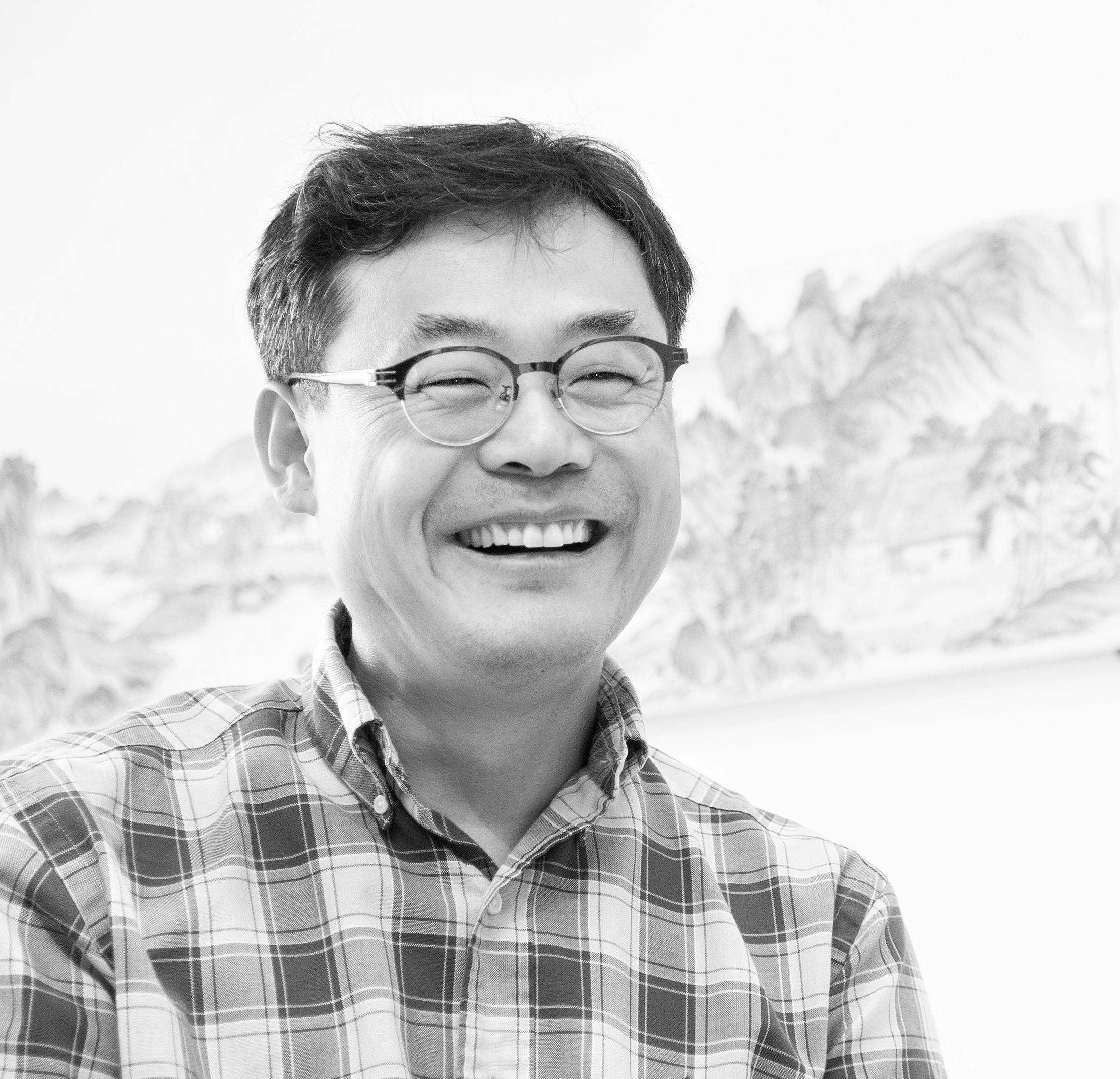 장이권(張二權) 교수님 사진