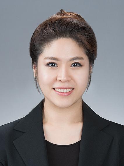 김유미(金柔美) 조교수님 사진